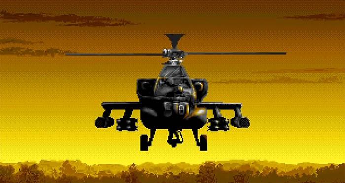 Gunship! Война в небе - ТОП 18 игр про вертолёты, симуляторы и аркады