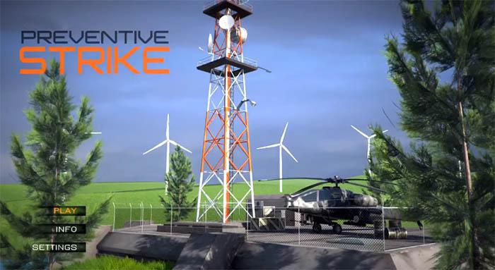 Preventive Strike - ТОП 18 игр про вертолёты, симуляторы и аркады