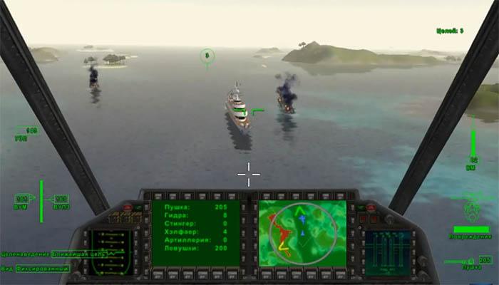 Серия Comanche - ТОП 18 игр про вертолёты, симуляторы и аркады