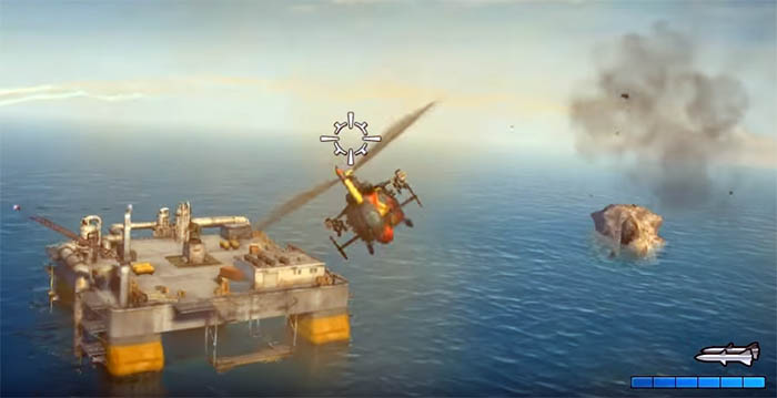 Thunder Wolves - ТОП 18 игр про вертолёты, симуляторы и аркады