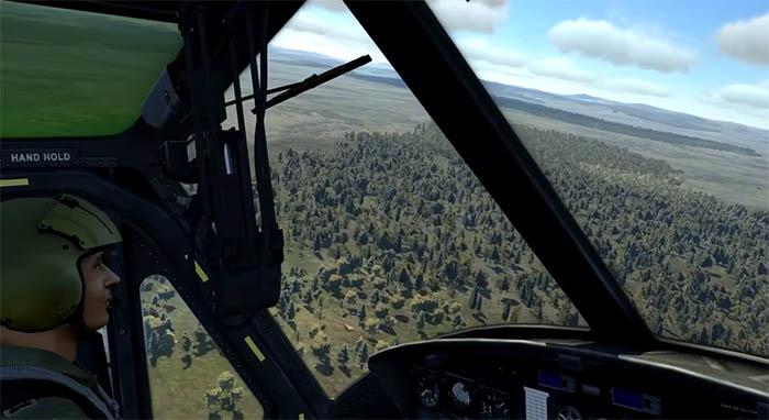 Вертолёты Вьетнама: UH-1 - ТОП 18 игр про вертолёты, симуляторы и аркады