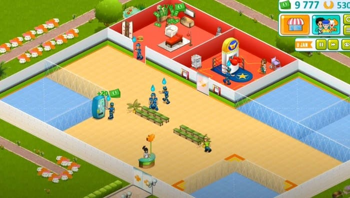 Hospital Manager больница игры на пк