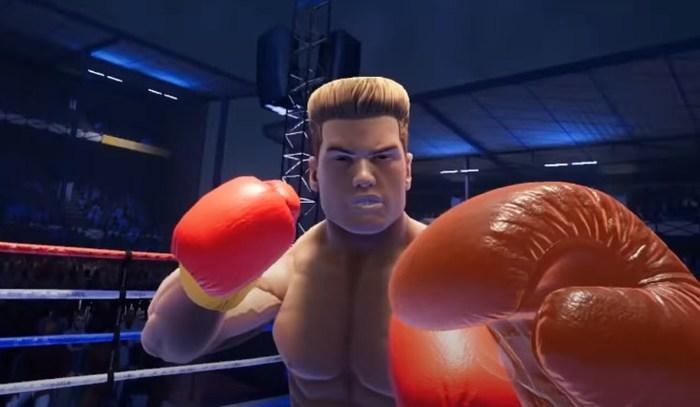 игры про бокс