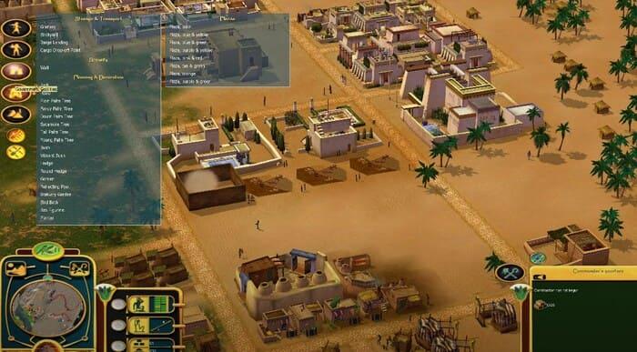 Immortal Cities: Children of the Nile симуляторы строительства городов
