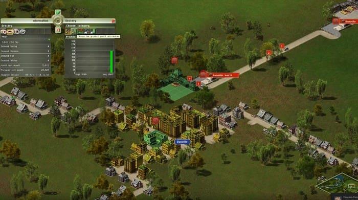 Industry Giant II экономические симуляторы