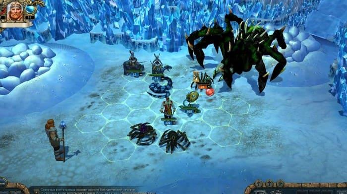 King's Bounty: Warriors of the North игры про викингов на пк