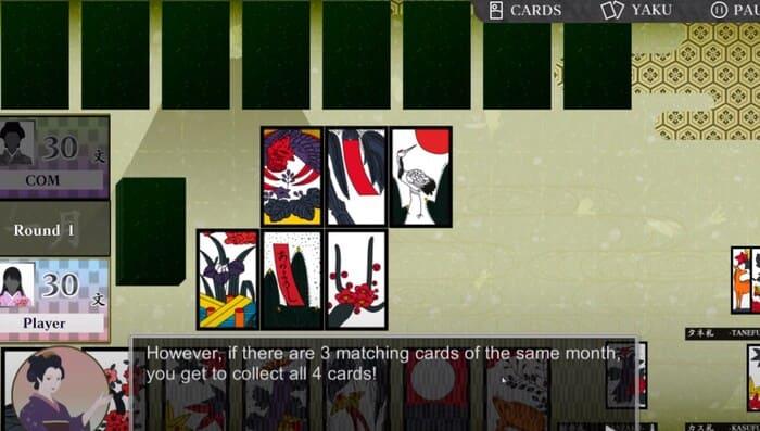 Koi-Koi Japan карточные игры на пк