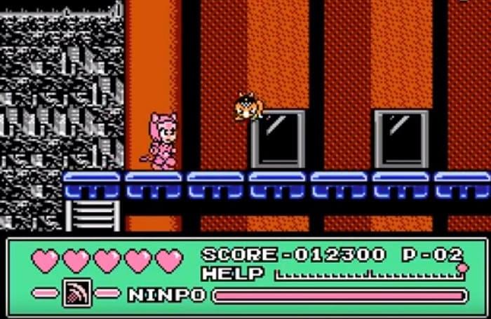 Kyatto Ninja Teyandee игры про ниндзя на пк