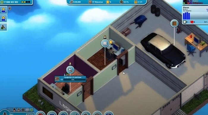 Mad Games Tycoon tycoon игры на пк