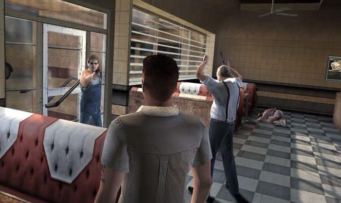 Made Man: Человек мафии игры про бандитов на пк