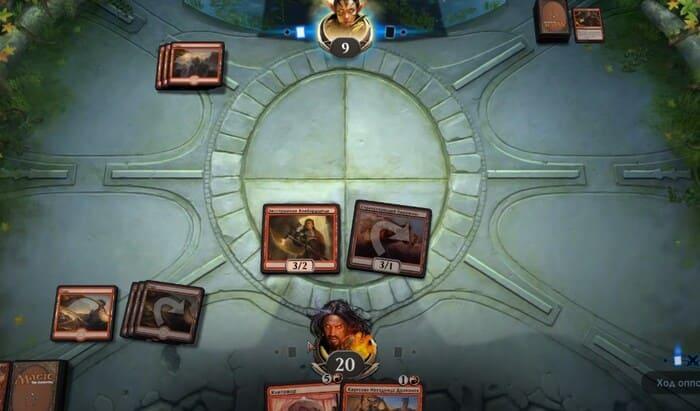 Magic: The Gathering Arena карточные игры для пк