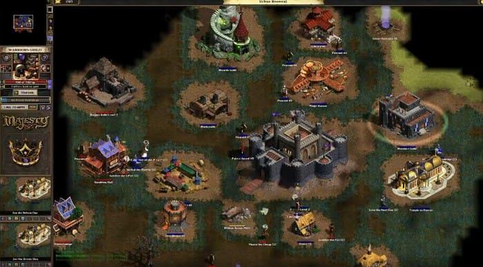Majesty: The Fantasy Kingdom Sim экономические симуляторы на пк