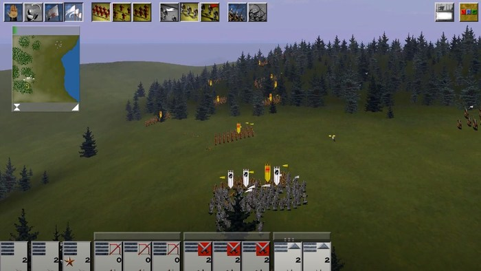 Medieval: Total War – Viking Invasion про викингов игры
