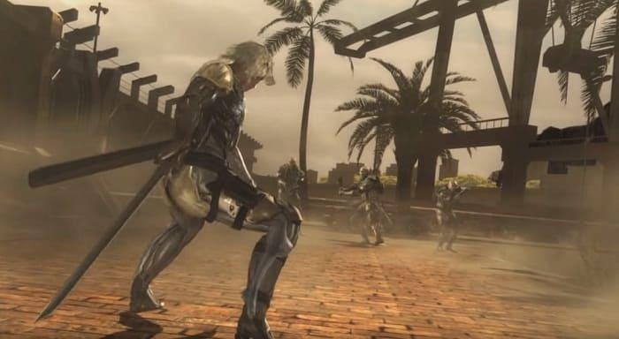 Metal Gear Rising: Revengeance про инндзя на пк