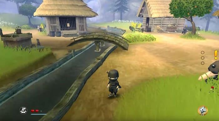 Mini Ninjas игры про ниндзя на пк