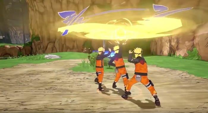 Naruto to Boruto: Shinobi Striker игры по мультфильмам на пк