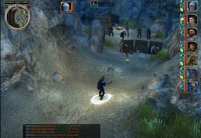 Neverwinter Nights 2 игры про магию