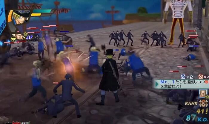 One Piece: Pirate Warriors 3 игры по мультикам