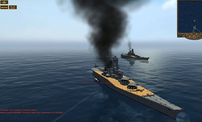 Pacific Storm: Allies игры про корабли на пк