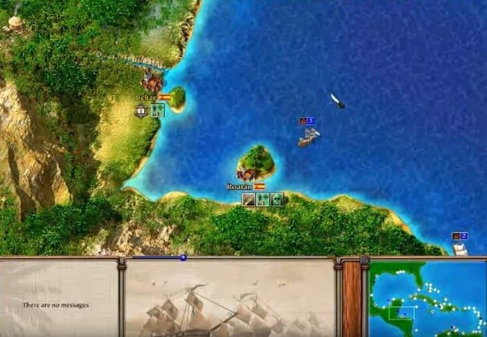 Port Royale 2 экономические стратегии
