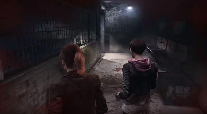 Resident Evil: Revelations 2 игры про тюрьму