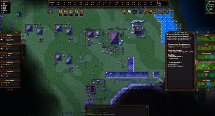 Rise to Ruins строительство в играх на пк