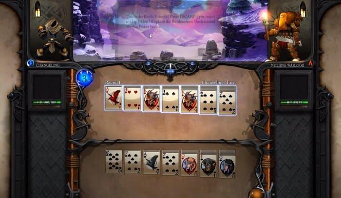 Runespell карточные игры на пк