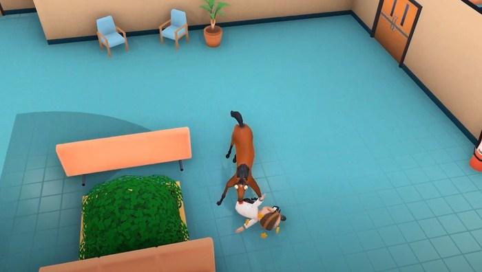 Saint Hazel's Horsepital больницы в играх на пк