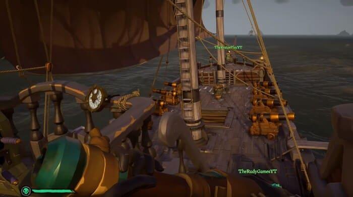 Sea of thieves кооперативные игры про корабли на пк