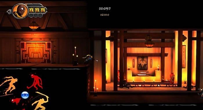 Shadow Blade: Reload игры про ниндзя