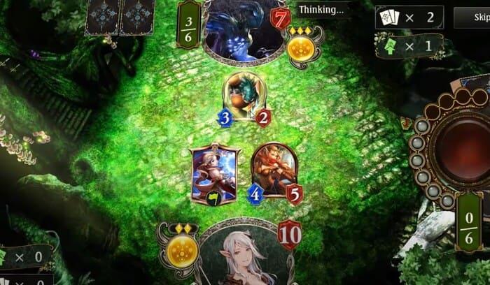 Shadowverse CCG карточные игры