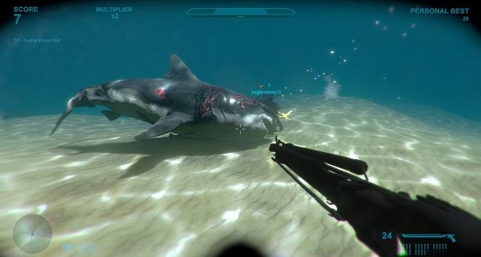 Опасные хищники: ТОП 11 игр про акул на ПК