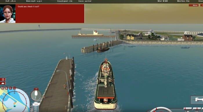 Ship Simulator: Maritime Search and Rescue игры про корабли