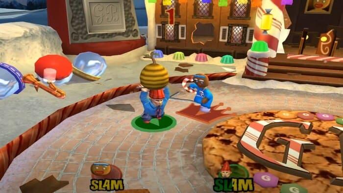 Shrek Super Slam игры по мультфильмам