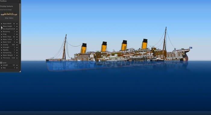 SinkingSimulator корабли на пк