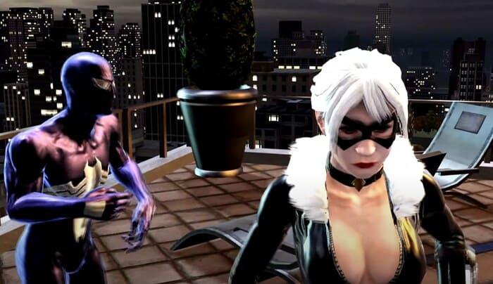 Spider-Man: Web of Shadows игры по мультикам на пк