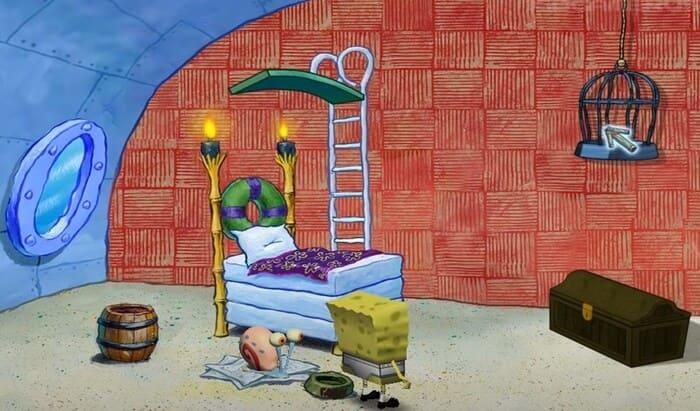 SpongeBob SquarePants игра по мультику
