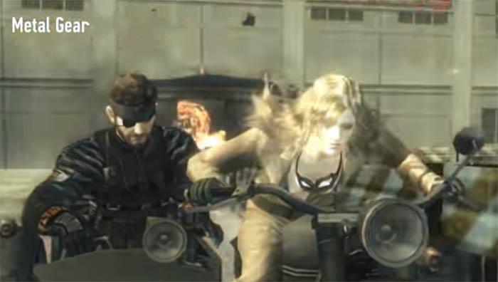 Metal Gear - ТОП 27 игр про шпионов и разведчиков на ПК