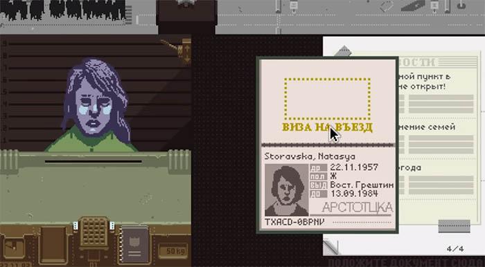 Papers, Please - ТОП 27 игр про шпионов и разведчиков на ПК