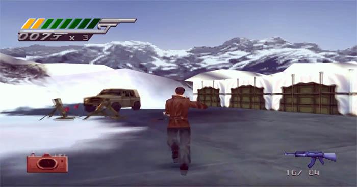 Серия James Bond 007 - ТОП 27 игр про шпионов и разведчиков на ПК