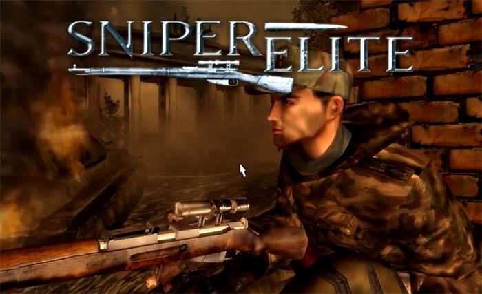 Sniper Elite - ТОП 27 игр про шпионов и разведчиков на ПК
