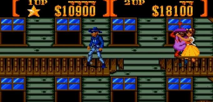 Sunset Riders — игра в которую я играл на sega