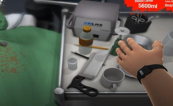 Surgeon simulator игры про больницы на пк