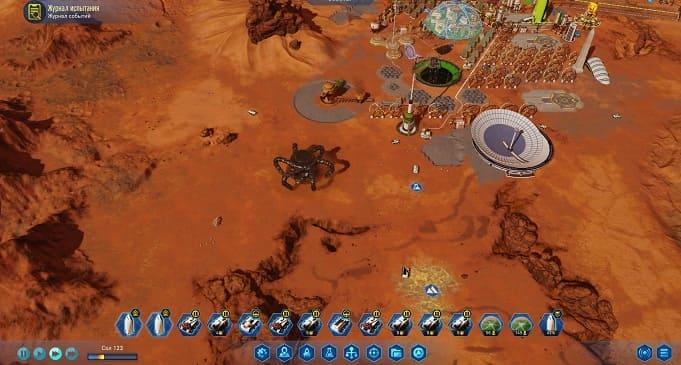 ТОП 15 игр про Марс на ПК - про колонизацию марса