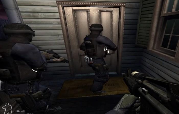 SWAT 4 игры про спецназ на пк