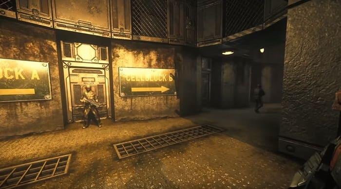 The Chronicles of Riddick побег из тюрьмы игра