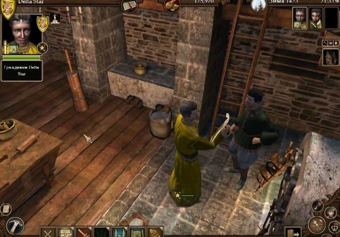 The Guild II: Renaissance экономические симуляторы