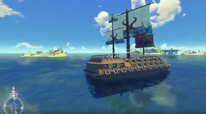 TheLastLeviathan игры про корабли