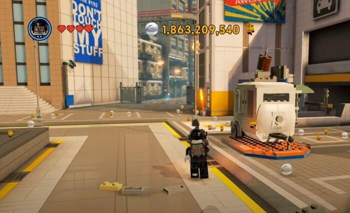 The Lego Movie Videogame по мультикам