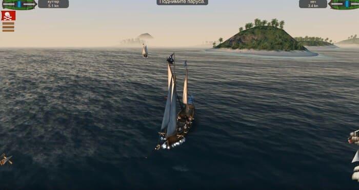 The pirate: caribbean hunt игры про корабли на пк